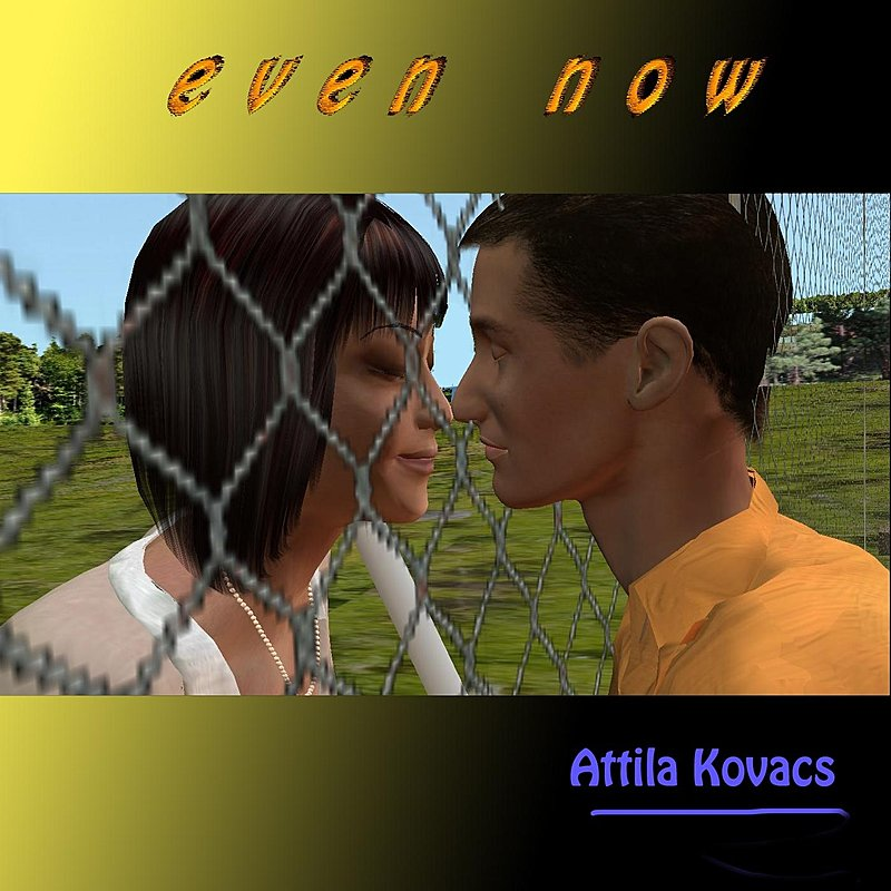 Cover Art: Even Now