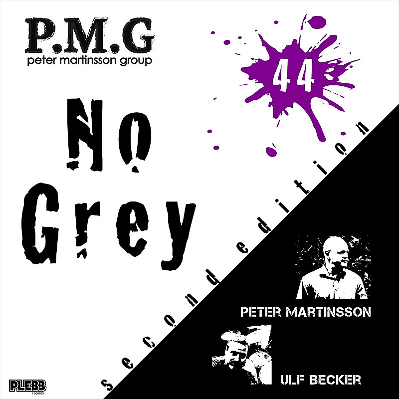 Cover Art: No Grey (Second Edition)