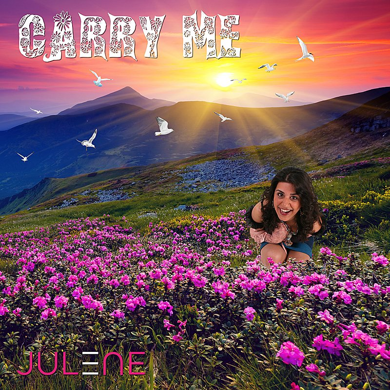 Cover Art: Carry Me