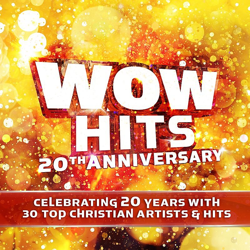 Cover Art: Wow Hits 20th Anniversary