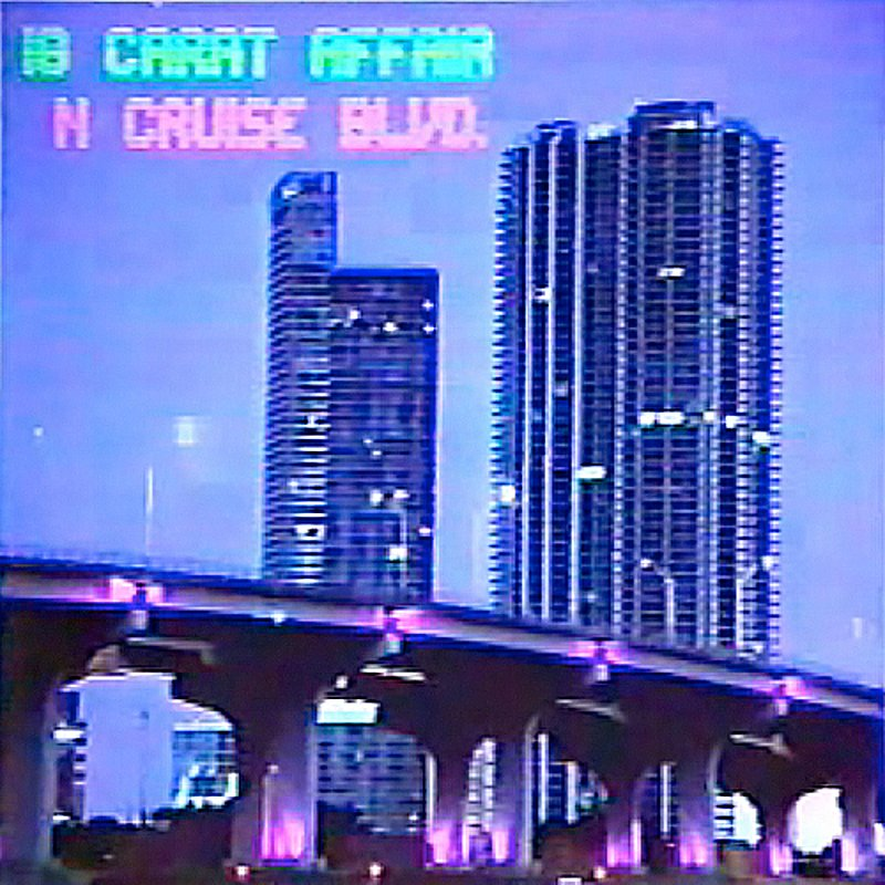 Cover Art: N. Cruise Blvd