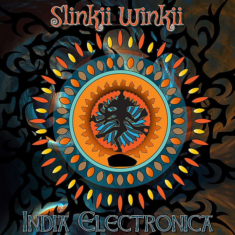 Cover Art: India Electronica