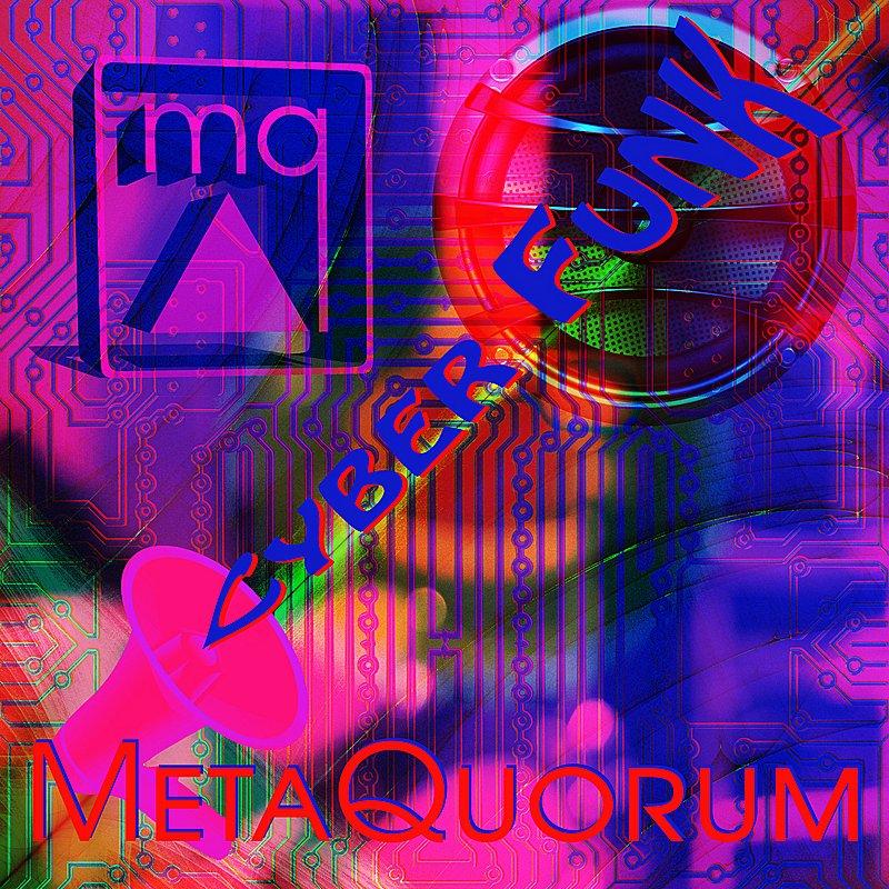Cover Art: Cyber Funk
