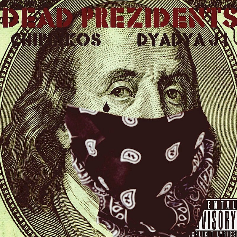 Cover Art: Dead Prezidents