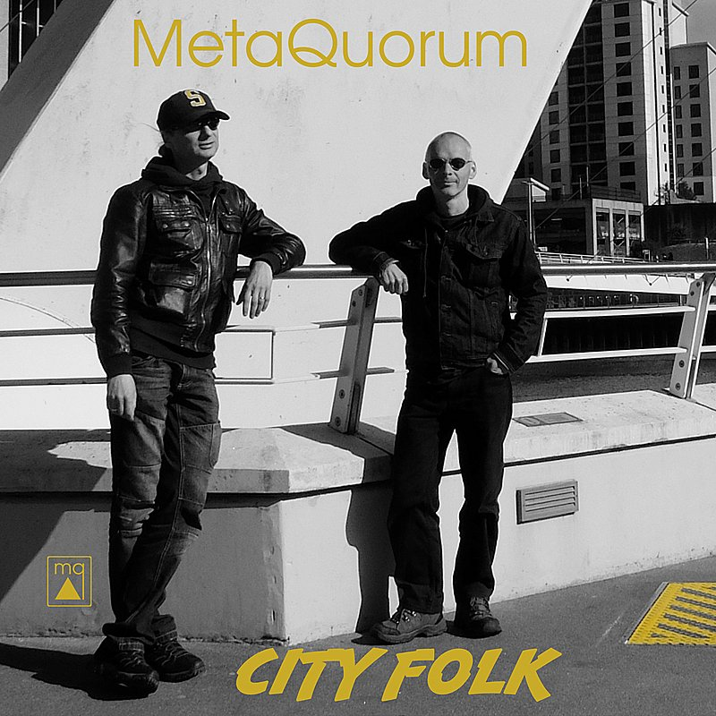 Cover Art: City Folk