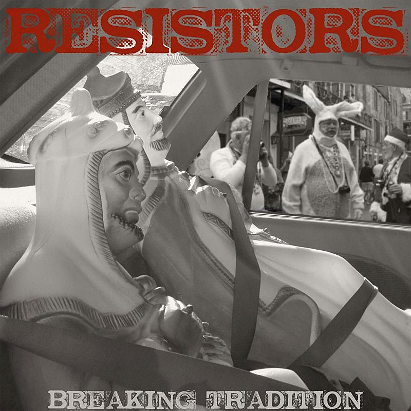 Cover Art: Breaking Tradition
