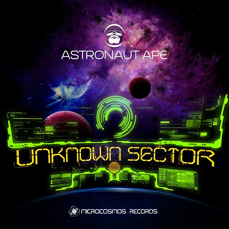 Cover Art: Unknown Sector