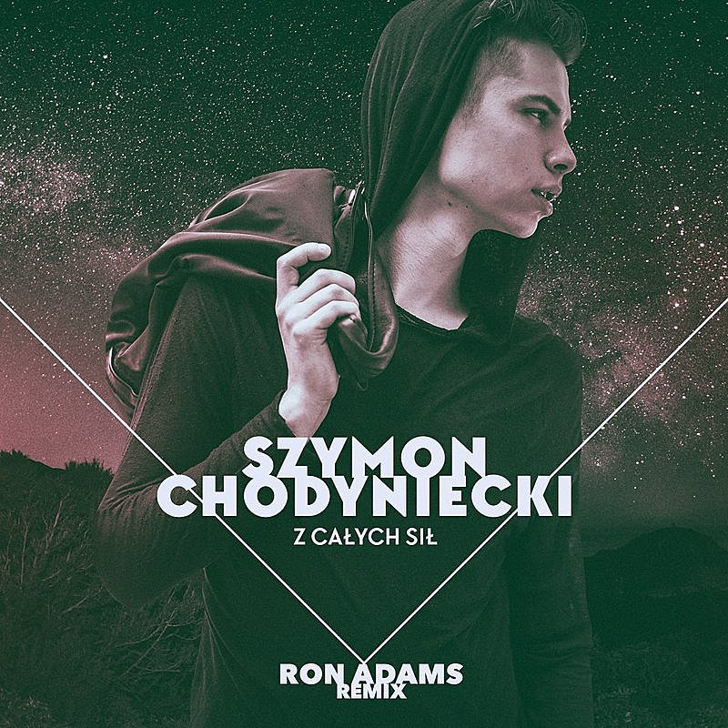 Cover Art: Z Calych Sil (Ron Adams Remix)