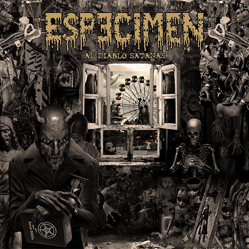 Cover Art: Al Diablo Satanás