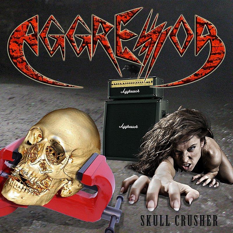 Cover Art: Skull Crusher