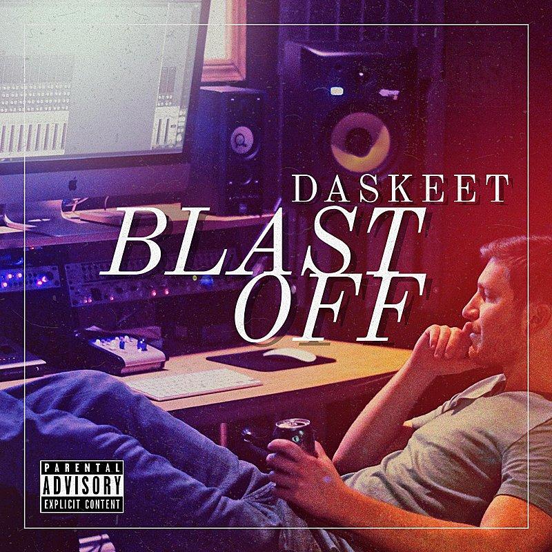 Cover Art: Blast Off