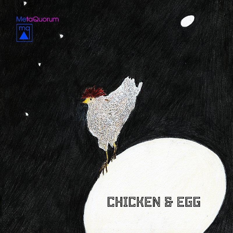 Cover Art: Chicken & Egg