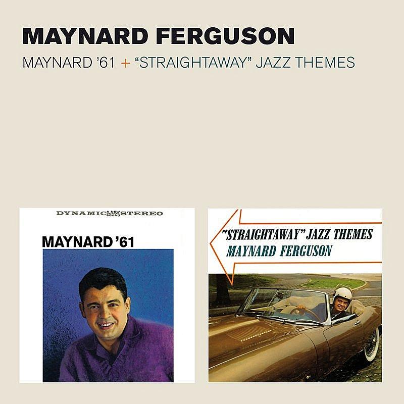 Cover Art: Maynard '61 +