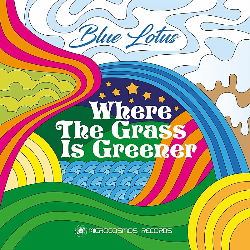 Cover Art: Where The Grass Is Greener