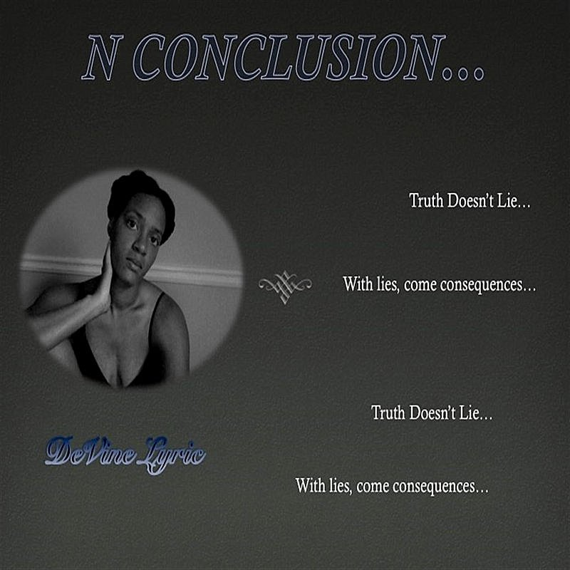 Cover Art: N Conclusion...