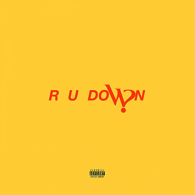 Cover Art: R U Down