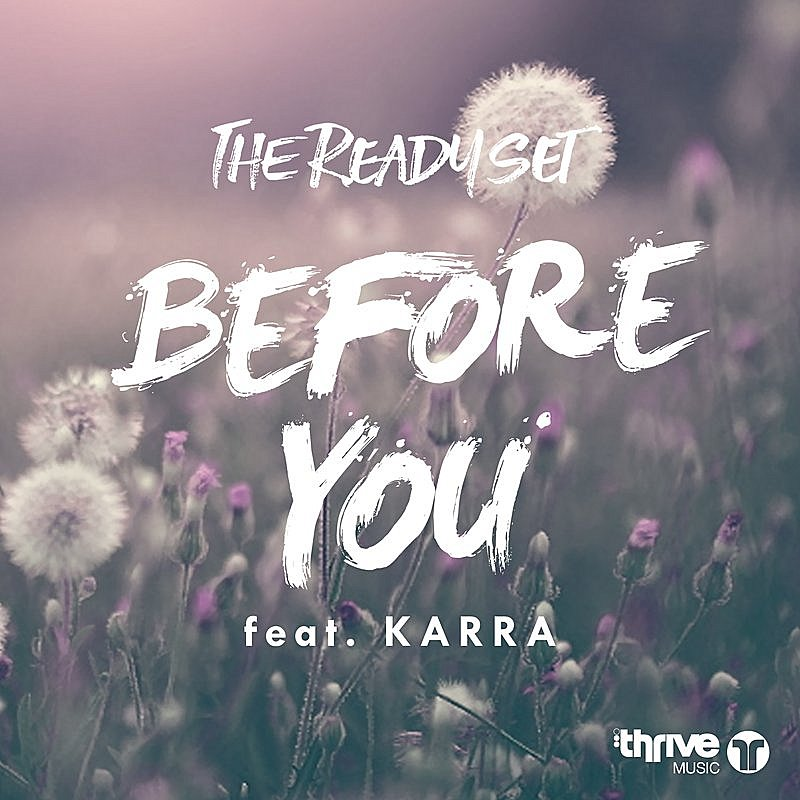 Cover Art: Before You (Feat. Karra)