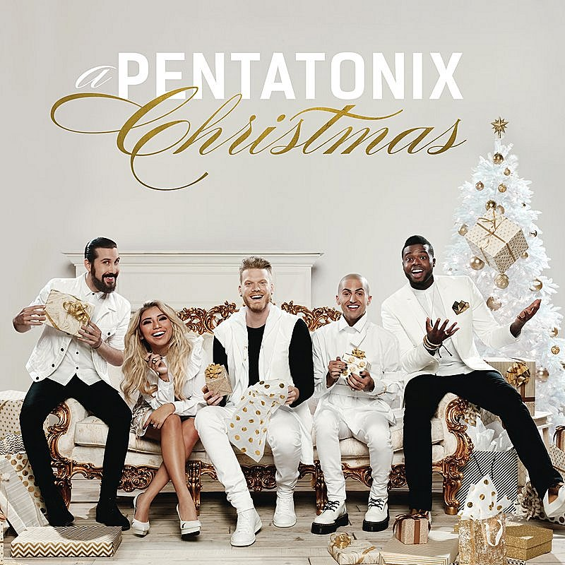 Cover Art: A Pentatonix Christmas