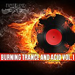 Cover Art: Burning Trance And Acid, Vol. 1