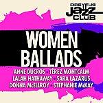 Cover Art: Dreyfus Jazz Club: Women Ballads