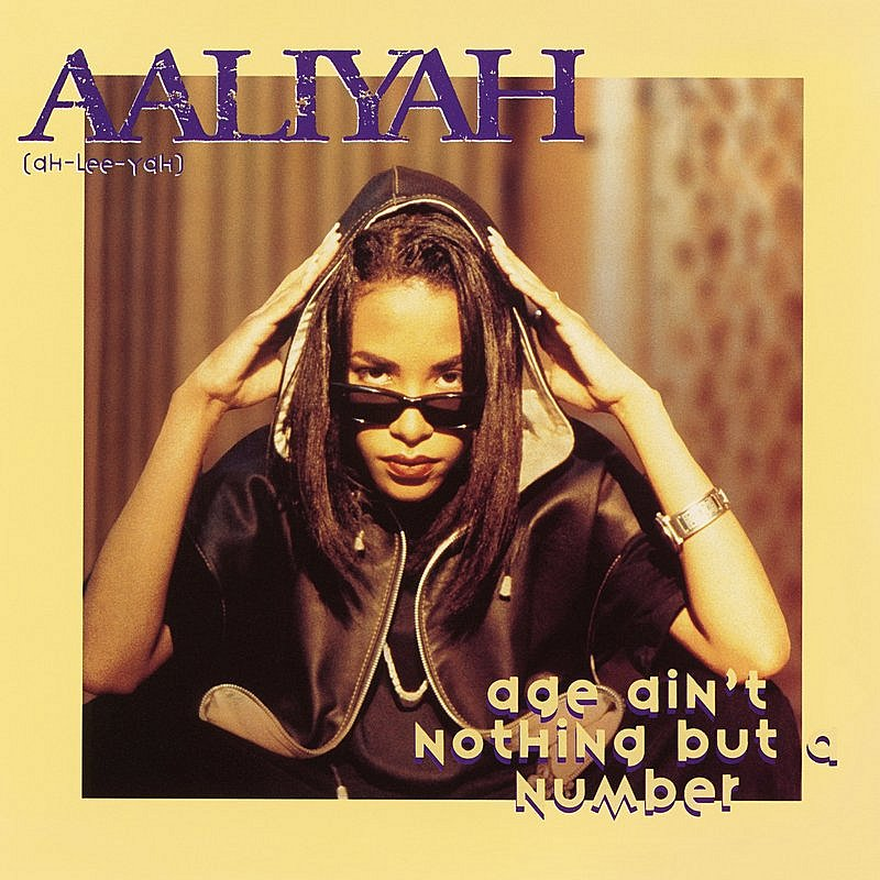 Cover Art: Age Ain't Nothing But A Number EP