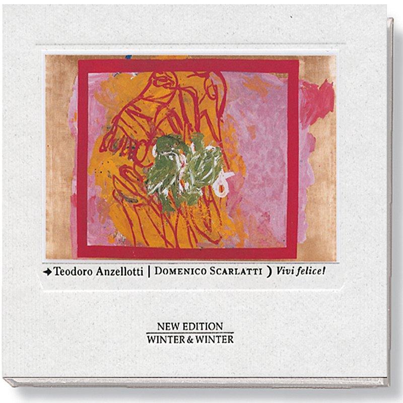 Cover Art: D. Scarlatti: VIVI Felice!