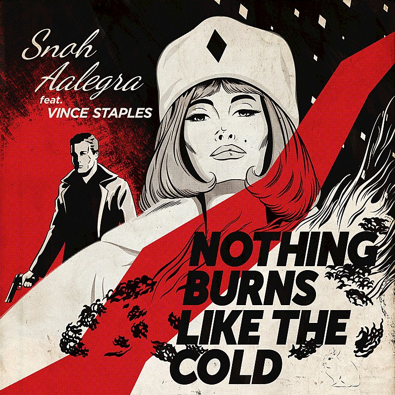 Cover Art: Nothing Burns Like The Cold