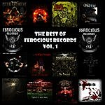 Cover Art: The Best Of Ferocious Records, Vol. 1