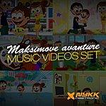 Cover Art: Maksimove Avanture - Music Videos Set