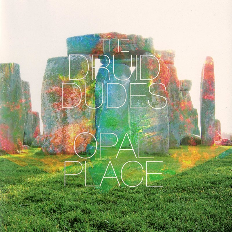 Cover Art: Opal Place