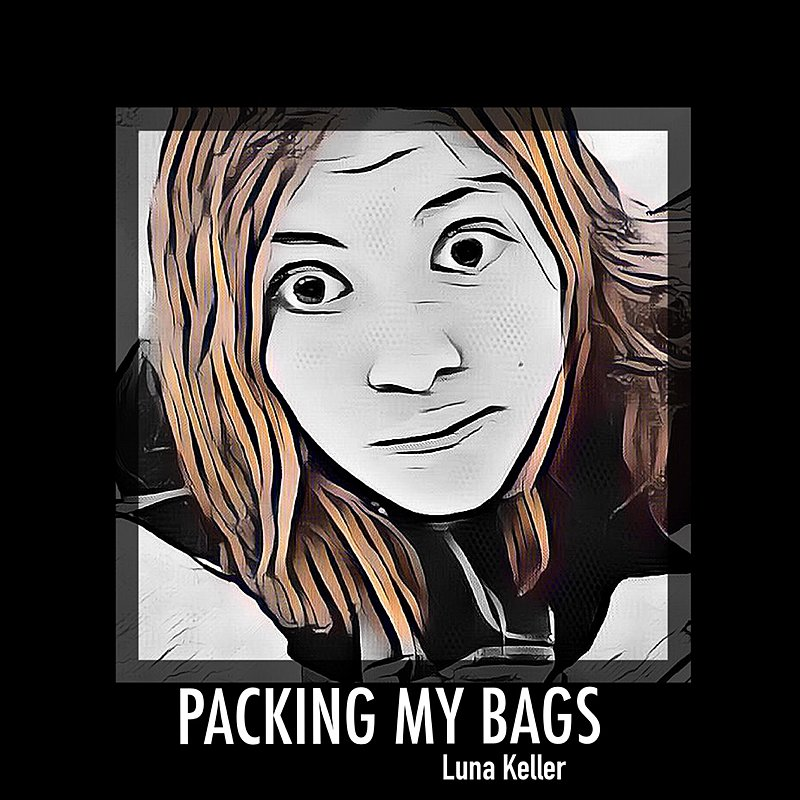 Cover Art: Packing My Bags