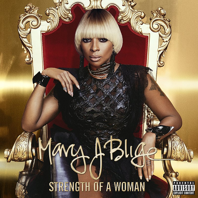 Cover Art: Strength Of A Woman