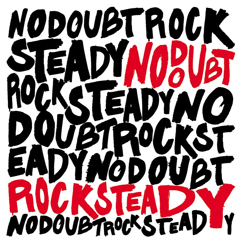 Cover Art: Rock Steady