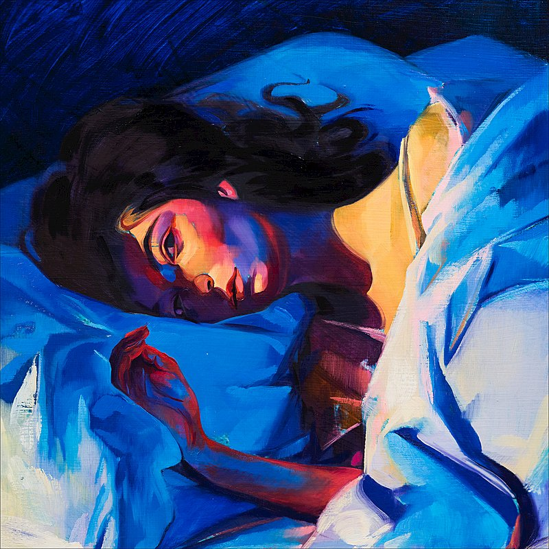 Cover Art: Melodrama