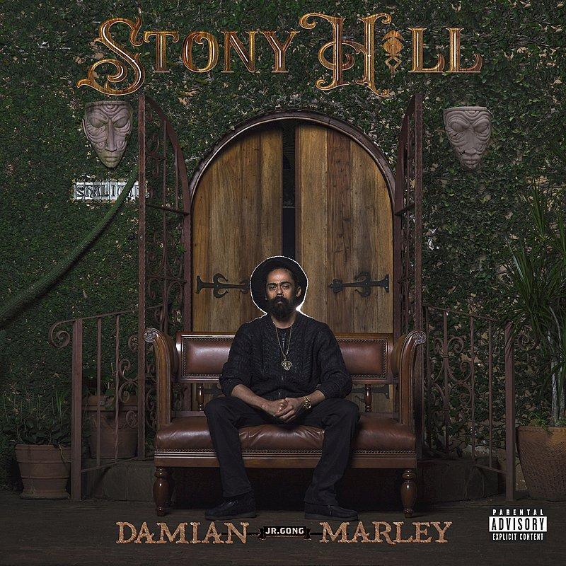 Cover Art: Stony Hill