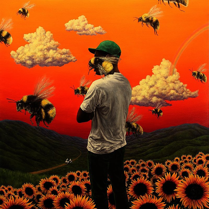 Cover Art: Flower Boy
