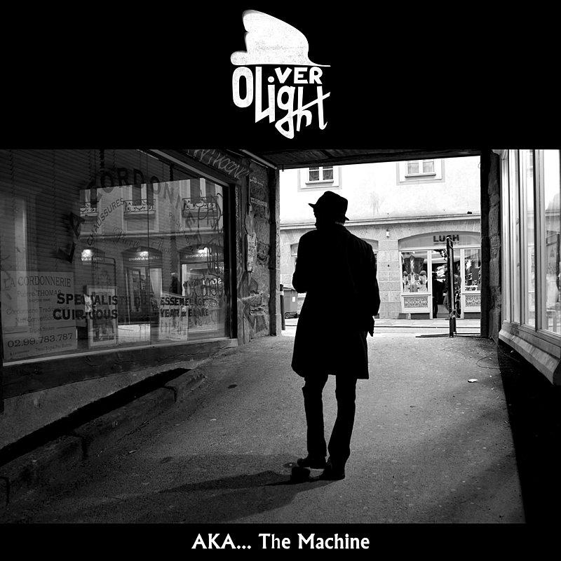 Cover Art: A.K.A.... The Machine