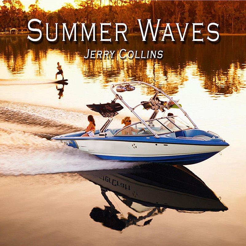 Cover Art: Summer Waves