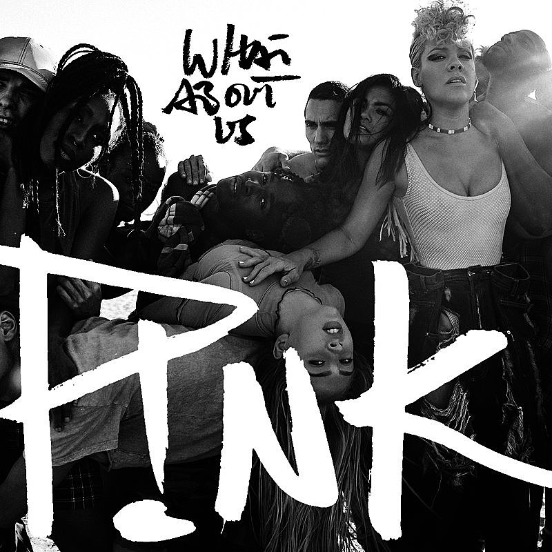 Cover Art: What About Us