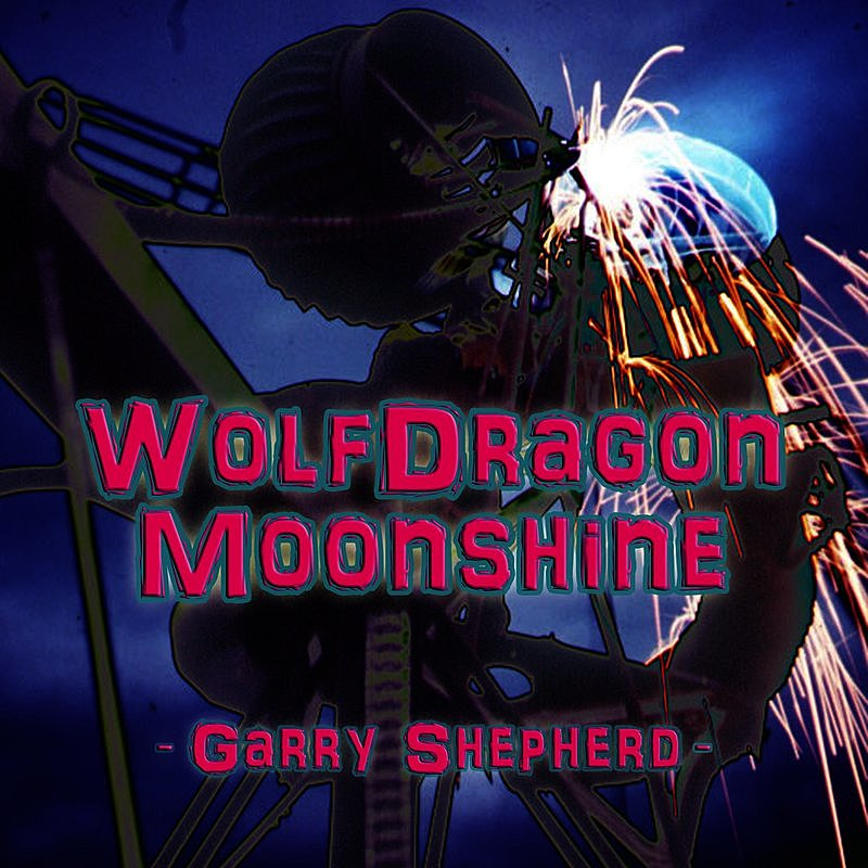 Cover Art: Wolfdragon Moonshine