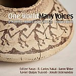 Cover Art: One World, Many Voices - A Native American Music Collection