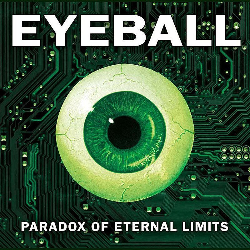 Cover Art: Paradox Of Eternal Limits