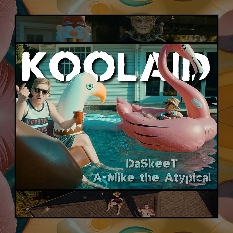 Cover Art: Koolaid (Feat. A-Mike The Atypical)