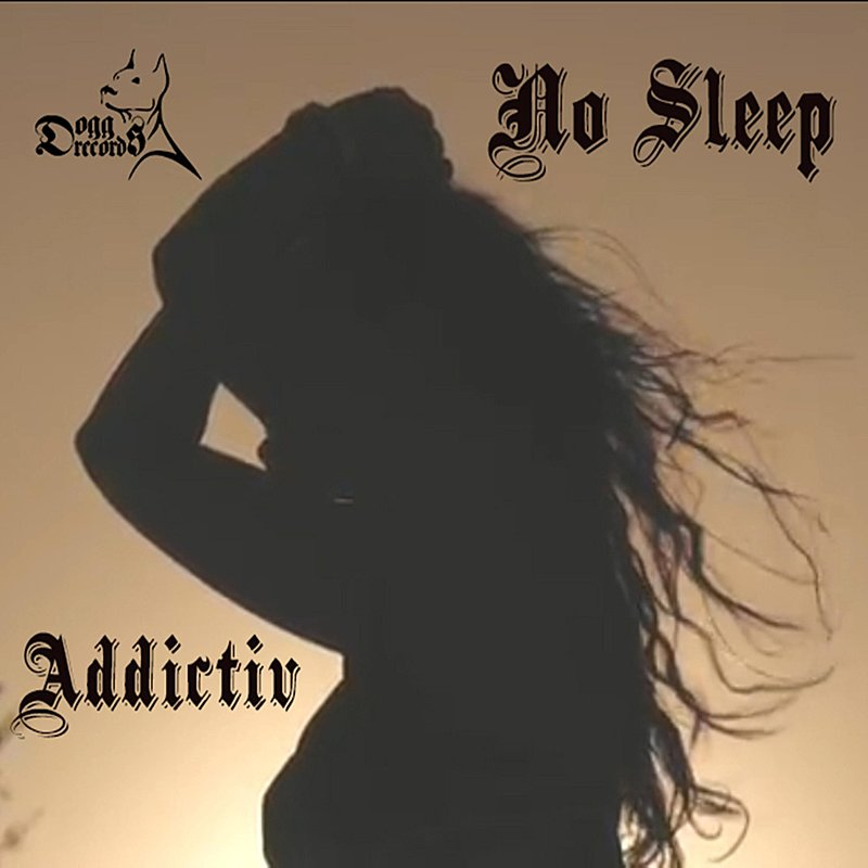 Cover Art: No Sleep