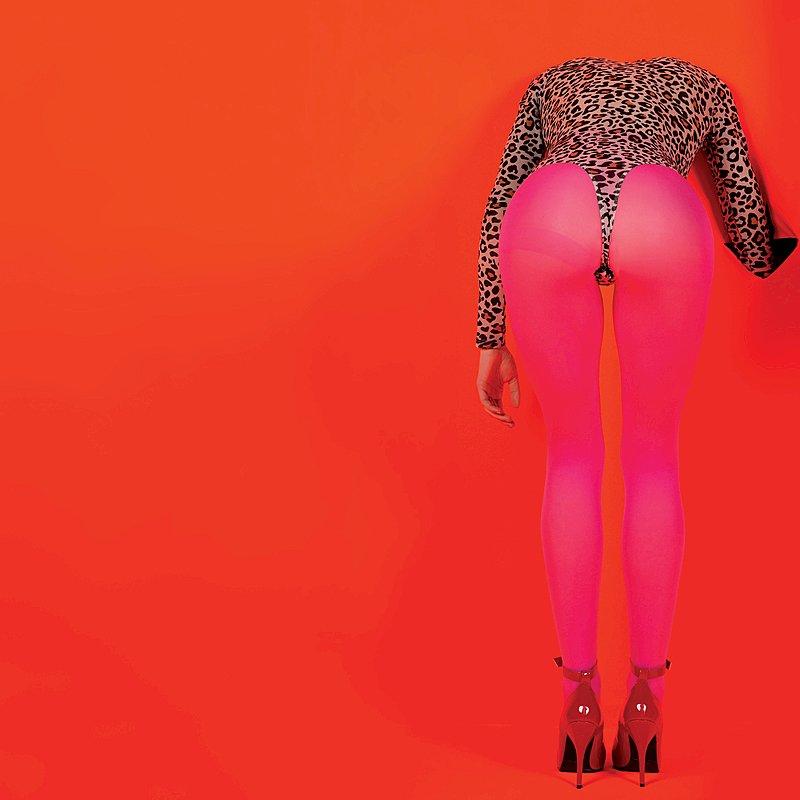 Cover Art: Masseduction