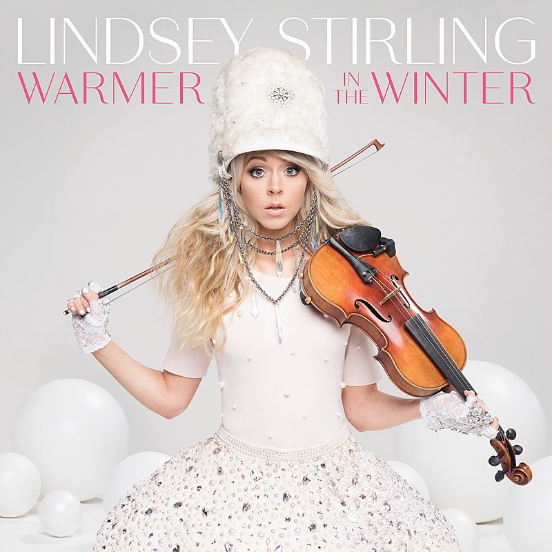 Cover Art: Warmer In The Winter