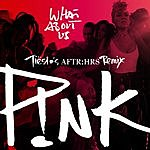 Cover Art: What About Us (Ti-sto's Aftr:Hrs Remix)