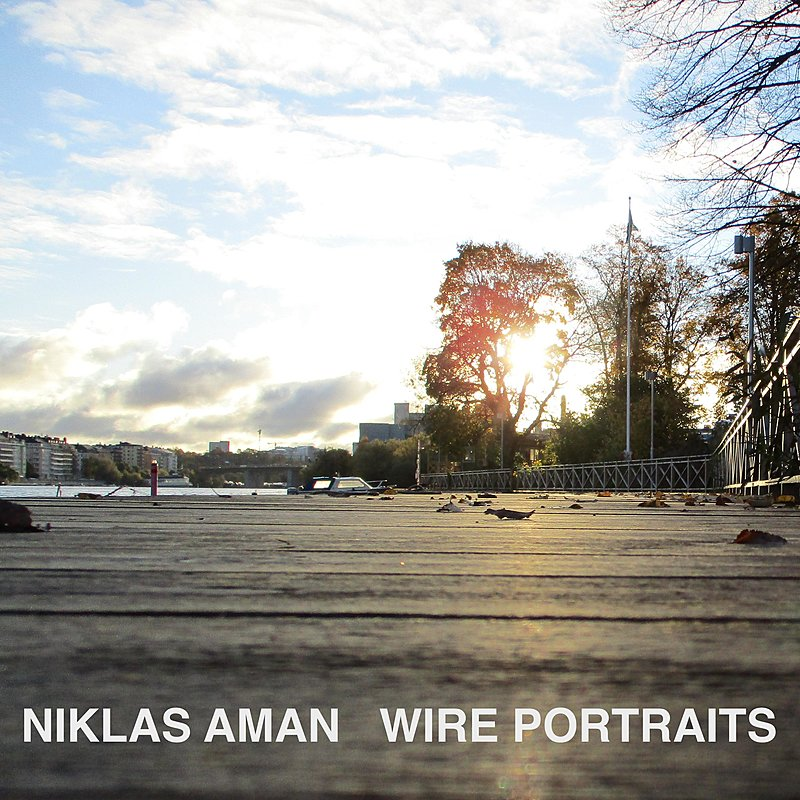 Cover Art: Wire Portraits