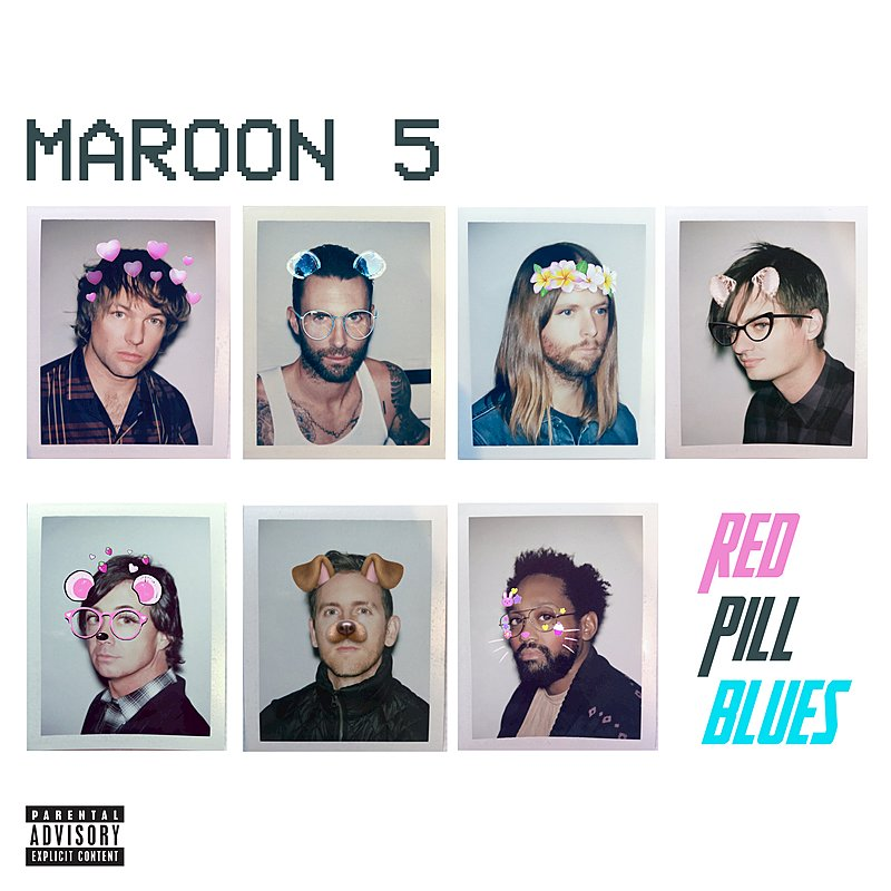 Cover Art: Red Pill Blues (Deluxe)