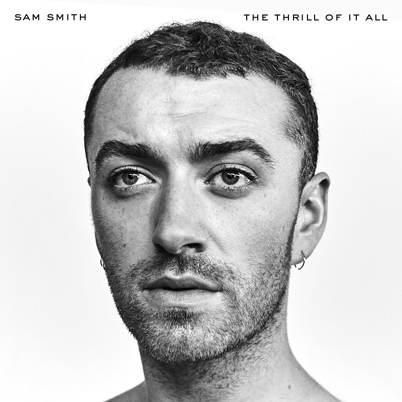 Cover Art: The Thrill Of It All